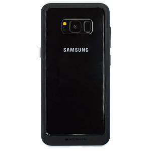Husa Hard Bumper Samsung Galaxy S8, Goospery Argintiu