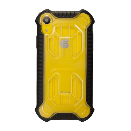 Husa Hard Cold Front Cooling iPhone XR, Transparent Baseus