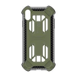 Husa Hard Cold Front Cooling iPhone XR, Verde Baseus
