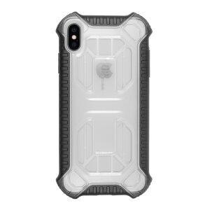 Husa Hard Cold Front Cooling iPhone XS MAX, Transparent Baseus