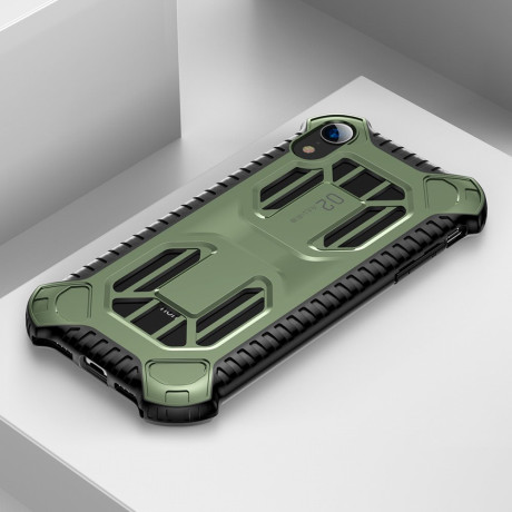 Husa Hard Cold Front Cooling iPhone XS MAX, Verde Baseus