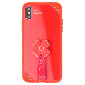 Husa Hard Fashion iPhone X, Proda Lucky Rosie