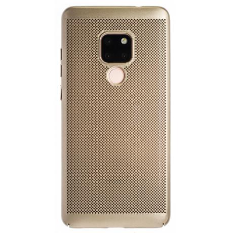 Husa hard Huawei Mate 20 Aurie- Model perforat