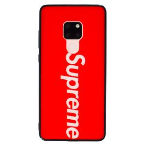 Husa hard Huawei Mate 20 Rosu Supreme