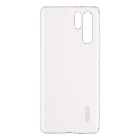 Husa Hard Huawei P30 Pro Pc Case, Transparent