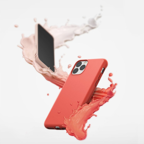 Husa Hard iPhone 11 Pro Air S Ringke Rosu