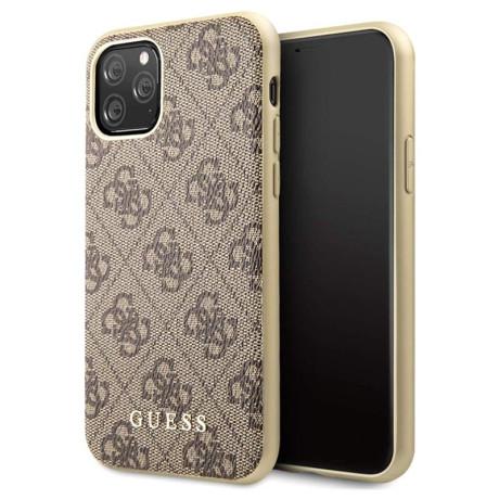 Husa Hard Guess Kryt pentru iPhone 11 Pro Maro