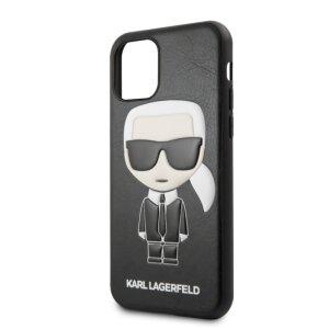 Husa Hard iPhone 11 Pro Karl Lagerfeld Negru