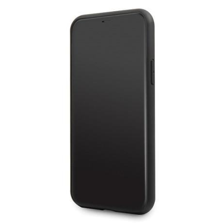 GUHCN65HYMABK Guess Marble Zadni Kryt pro iPhone 11 Pro Max Black