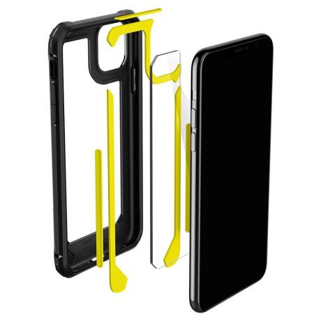 Husa Hard iPhone 11 Pro Max Iron Red Gauntlet Spigen