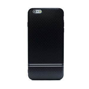 Husa hard iPhone 6 Plus iShield Neagra
