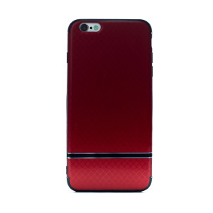 Husa hard iPhone 6 Plus iShield Rosie