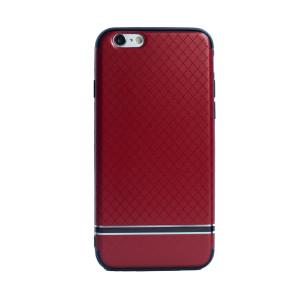 Husa hard iPhone 6/6S Rosu iShield