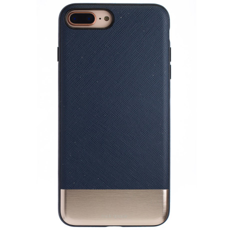 Husa Hard iPhone 7/8 Plus, Albastru Elite Rock