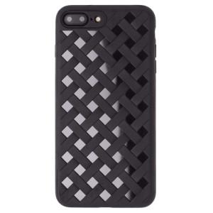 Husa hard iPhone 7/8 Plus Baseus Paper-Cut Neagra