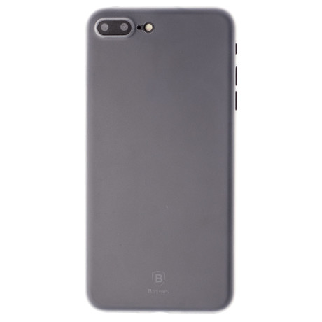 Husa Hard iPhone 7/8 Plus Wing, Baseus, Transparenta