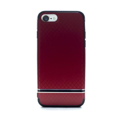Husa hard iPhone 7/8/SE 2 Rosu iShield
