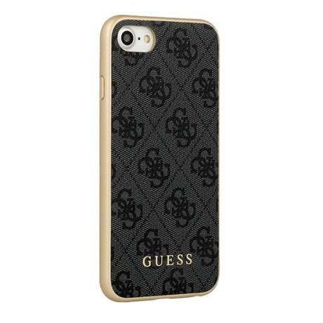 Husa Hard iPhone 7Plus/ 8Plus, Guess Negru