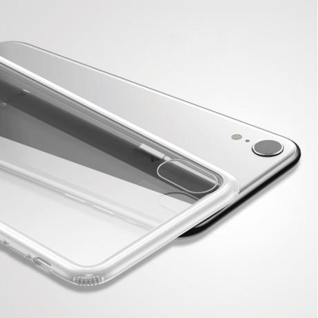 Husa hard iPhone XR Alb Baseus