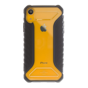 Husa Hard iPhone XR Michelin, Baseus Negru