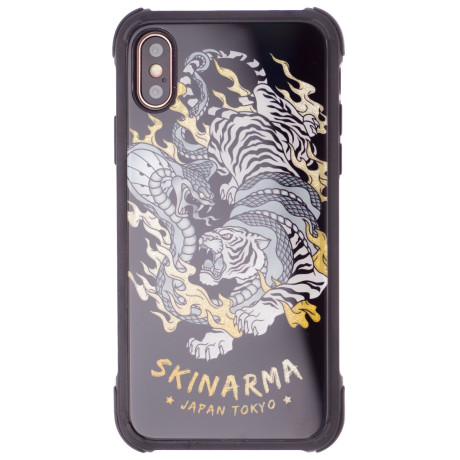 Husa Hard iPhone XS Gosu Tora, Skinarma