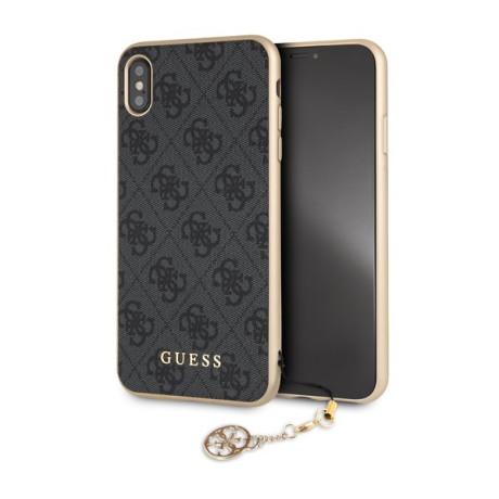 Husa Hard iPhone XS Max, Guess Negru
