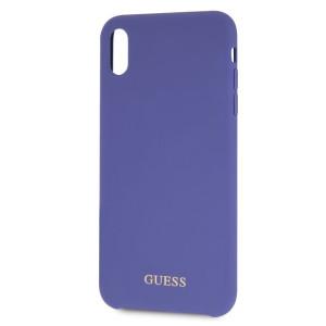 Husa Hard iPhone XS Max, Guess Purple