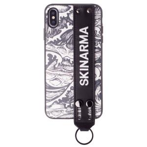 Husa Hard iPhone XS Max Kozui, Skinarma Neagra