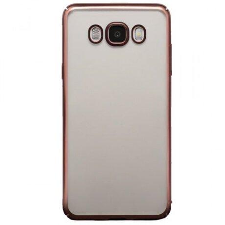 Husa Hard Pentru Samsung Galaxy J7 2016 Rama Roz