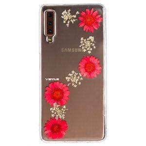 Husa Hard Samsung Galaxy A7 2018 Floral