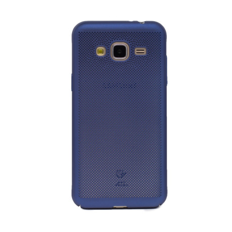 Husa hard Samsung Galaxy J3 2016 Albastru