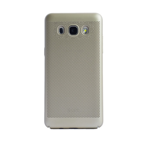 Husa hard Samsung Galaxy J5 2016 Auriu