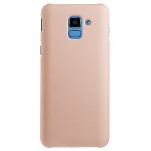 Husa Hard Samsung Galaxy J6 2018, X-Level Metalic, Aurie