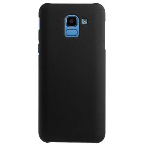 Husa Hard Samsung Galaxy J6 2018, X-Level Metalic, Neagra