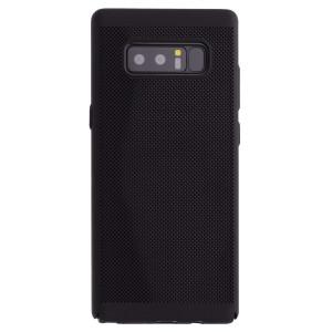 Husa hard Samsung Galaxy Note 8 Negru - Model perforat