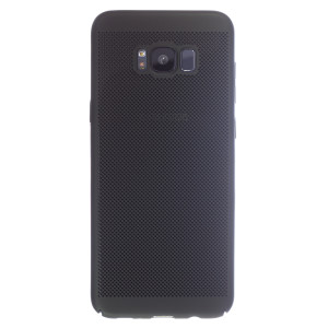Husa Hard Samsung Galaxy S8 Plus Negru- Model perforat