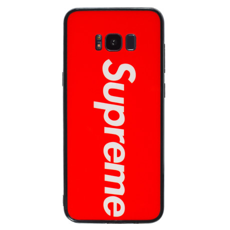 Husa hard Samsung Galaxy S8 Plus Rosu Supreme
