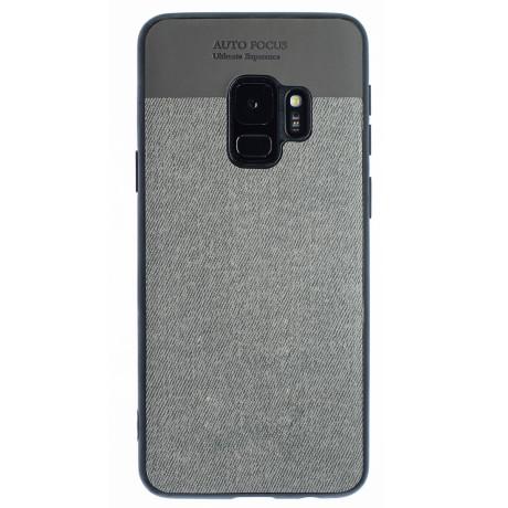Husa hard Samsung Galaxy S9, Gri CTK