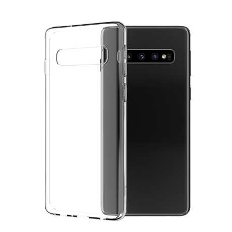 Husa Hoco Crystal Tpu Samsung Galaxy S10 Plus Transparent