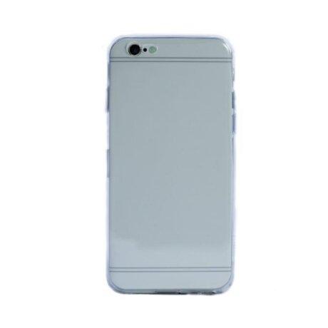 Husa Hoco Light Tpu + Folie pentru iPhone 6/6S Negru