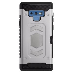 Husa Hybrid Magnetica Samsung Galaxy Note 9, Gri
