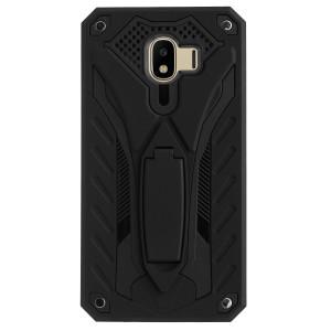Husa Hybrid Samsung Galaxy J4 2018 Suport stand Neagra