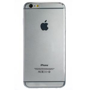 Husa iPhone 6 Plus Transparent Slim Jacket Rock