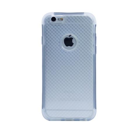 Husa silicon Iphone 6/6S Rama Albastra