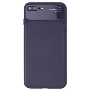 Husa iPhone 7/8 Plus Knight, Baseus Albastra