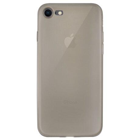 Husa iPhone 7/8/SE 2 Hoco Ultra Thin, Fumuriu Mat