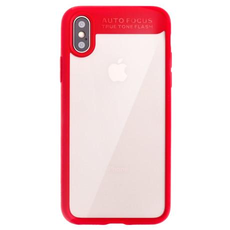 Husa iPhone X Suthin, Baseus Rosie