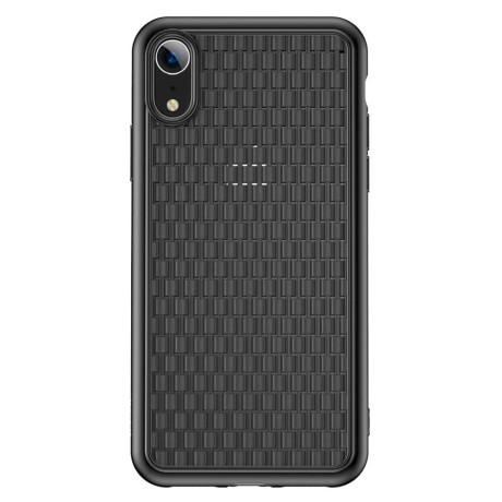 Husa iPhone XR BV 2nd Generation, Baseus Neagra