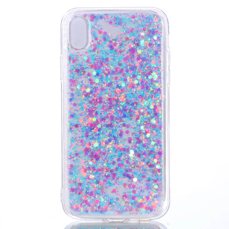 Husa iPhone XR 6.1'' Changing Sequins Multicolora