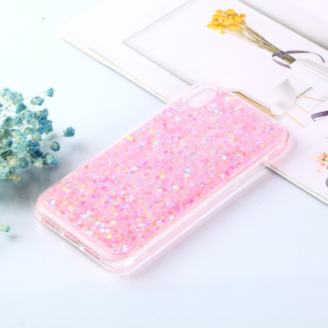 Husa iPhone XR 6.1'' Changing Sequins Roz